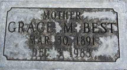 BEST, GRACE MABEL - Sutter County, California | GRACE MABEL BEST - California Gravestone Photos