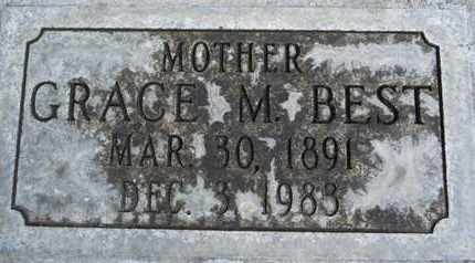 BEST, GRACE MABEL - Sutter County, California | GRACE MABEL BEST - California Gravestone Photos