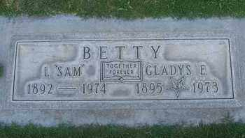 BETTY, LEONARD SAM - Sutter County, California | LEONARD SAM BETTY - California Gravestone Photos