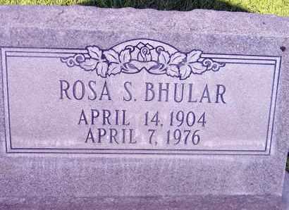 BHULAR, ROSA GARCIA - Sutter County, California | ROSA GARCIA BHULAR - California Gravestone Photos