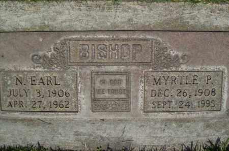 BISHOP, NEVEN EARL - Sutter County, California | NEVEN EARL BISHOP - California Gravestone Photos