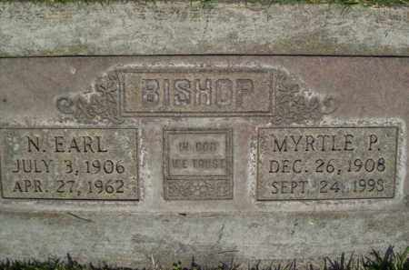 BISHOP, MYRTLE PEARL - Sutter County, California | MYRTLE PEARL BISHOP - California Gravestone Photos