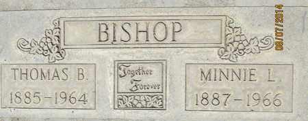 BISHOP, MINNIE LEOLA - Sutter County, California | MINNIE LEOLA BISHOP - California Gravestone Photos