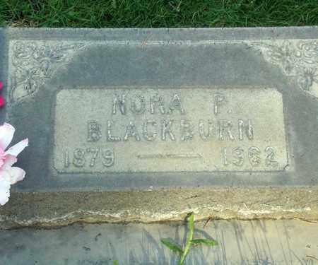BLACKBURN, NORA PEARL - Sutter County, California | NORA PEARL BLACKBURN - California Gravestone Photos