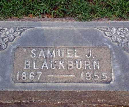BLACKBURN, SAMUEL JESSE - Sutter County, California | SAMUEL JESSE BLACKBURN - California Gravestone Photos