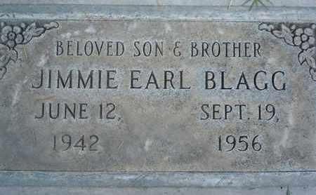 BLAGG, JIMMIE EARL - Sutter County, California | JIMMIE EARL BLAGG - California Gravestone Photos