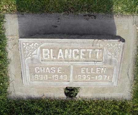 BLANCETT, MARY ELLEN - Sutter County, California | MARY ELLEN BLANCETT - California Gravestone Photos