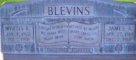 BLEVINS, MYRTIS R. - Sutter County, California | MYRTIS R. BLEVINS - California Gravestone Photos