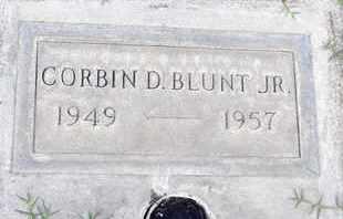 BLUNT JR., CORBIN DELBERT - Sutter County, California   CORBIN DELBERT BLUNT JR. - California Gravestone Photos