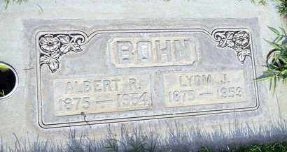 BOHN, ALBERT RICHARD - Sutter County, California | ALBERT RICHARD BOHN - California Gravestone Photos