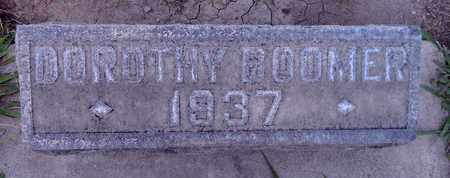 BOOMER, DOROTHY - Sutter County, California | DOROTHY BOOMER - California Gravestone Photos