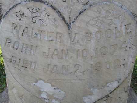 BOONE, WALTER V. - Sutter County, California   WALTER V. BOONE - California Gravestone Photos