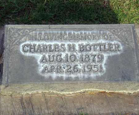 BOTTLER, CHARLES HENRY - Sutter County, California | CHARLES HENRY BOTTLER - California Gravestone Photos
