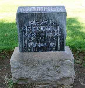 BRACEWELL, JR., GERALD RALSTON - Sutter County, California | GERALD RALSTON BRACEWELL, JR. - California Gravestone Photos