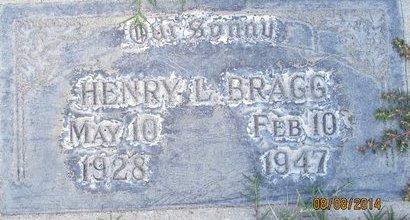 BRAGG, LISTON HENRY - Sutter County, California   LISTON HENRY BRAGG - California Gravestone Photos