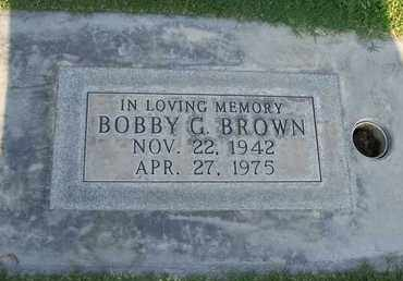 BROWN, BOBBY JEAN - Sutter County, California | BOBBY JEAN BROWN - California Gravestone Photos