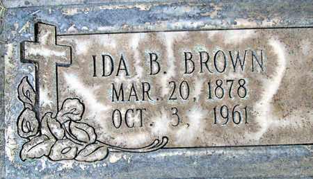 BROWN, IDA BELL - Sutter County, California   IDA BELL BROWN - California Gravestone Photos