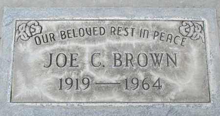 BROWN, JOSEPH C. - Sutter County, California   JOSEPH C. BROWN - California Gravestone Photos