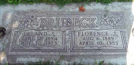 BRUBECK, LELAND S. - Sutter County, California   LELAND S. BRUBECK - California Gravestone Photos