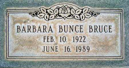 BRUCE, BARBARA BUNCE - Sutter County, California | BARBARA BUNCE BRUCE - California Gravestone Photos