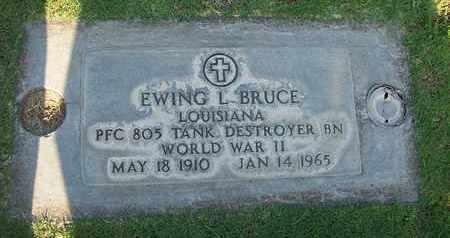 BRUCE, EWING L. - Sutter County, California | EWING L. BRUCE - California Gravestone Photos