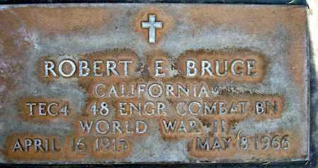 BRUCE, ROBERT EUGENE - Sutter County, California   ROBERT EUGENE BRUCE - California Gravestone Photos