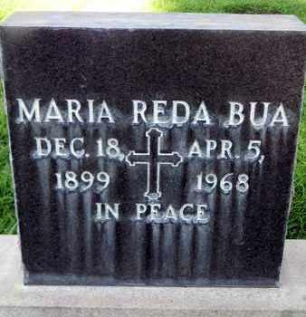 BUA, MARIA TERESA - Sutter County, California | MARIA TERESA BUA - California Gravestone Photos