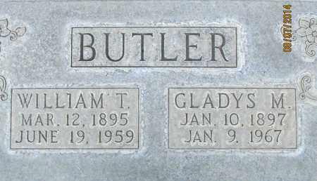 BUTLER, WILLIAM T. - Sutter County, California | WILLIAM T. BUTLER - California Gravestone Photos