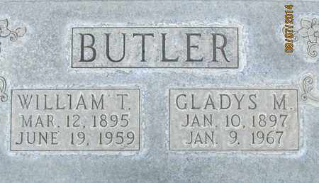 BUTLER, GLADYS MARIE - Sutter County, California | GLADYS MARIE BUTLER - California Gravestone Photos