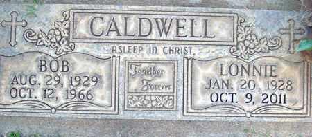 BANDY CALDWELL, LONNIE FAYE - Sutter County, California | LONNIE FAYE BANDY CALDWELL - California Gravestone Photos