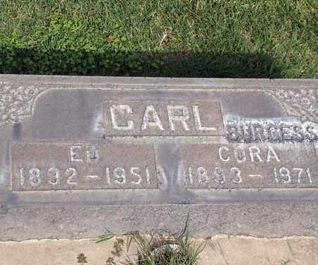 CARL, ED - Sutter County, California | ED CARL - California Gravestone Photos