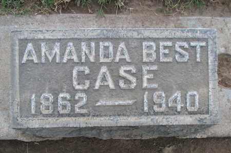 BEST CASE, AMANDA - Sutter County, California | AMANDA BEST CASE - California Gravestone Photos