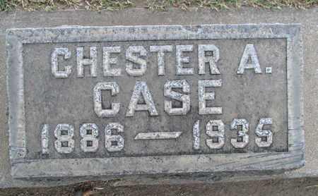 CASE, CHESTER ARTHUR - Sutter County, California | CHESTER ARTHUR CASE - California Gravestone Photos