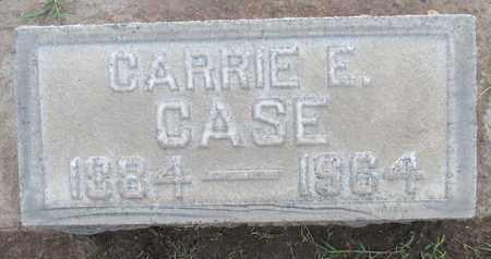 CASE, CARRIE EVA - Sutter County, California | CARRIE EVA CASE - California Gravestone Photos