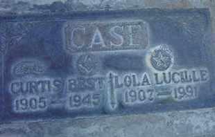 CASE, CURTIS BEST - Sutter County, California   CURTIS BEST CASE - California Gravestone Photos