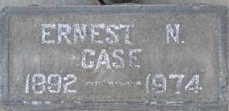 CASE, ERNEST NILE - Sutter County, California | ERNEST NILE CASE - California Gravestone Photos