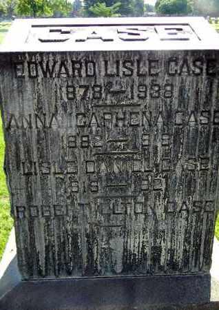 CASE, ANNA ICAPHENA - Sutter County, California   ANNA ICAPHENA CASE - California Gravestone Photos