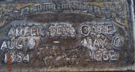 CLINE, AMBER BELL - Sutter County, California | AMBER BELL CLINE - California Gravestone Photos