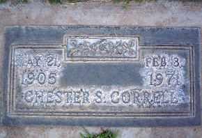 CORRELL, CHESTER S. - Sutter County, California | CHESTER S. CORRELL - California Gravestone Photos