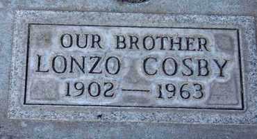 COSBY, ALONZO - Sutter County, California | ALONZO COSBY - California Gravestone Photos