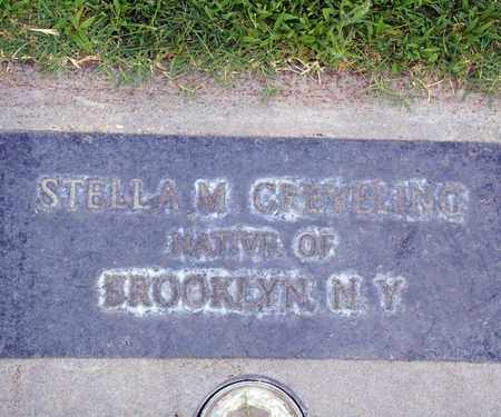 CREVELING, STELLA MARGARET - Sutter County, California | STELLA MARGARET CREVELING - California Gravestone Photos