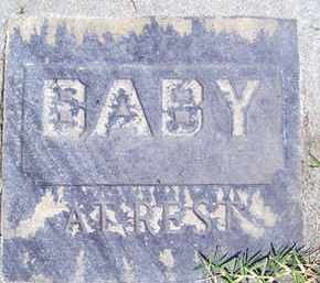 DAVIS, BABY - Sutter County, California | BABY DAVIS - California Gravestone Photos