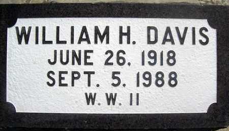 DAVIS, WILLIAM HUMPHREY - Sutter County, California | WILLIAM HUMPHREY DAVIS - California Gravestone Photos