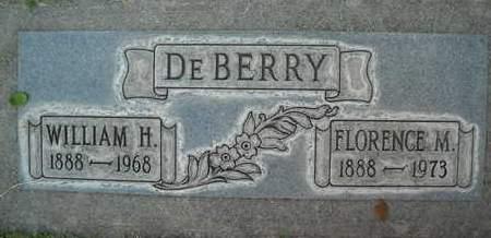 DE BERRY, FLORENCE AGNES - Sutter County, California   FLORENCE AGNES DE BERRY - California Gravestone Photos