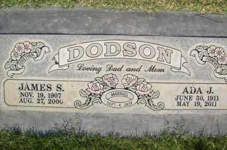 DODSON, JAMES STANFORD - Sutter County, California | JAMES STANFORD DODSON - California Gravestone Photos