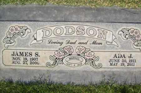 DODSON, ADA JANE - Sutter County, California | ADA JANE DODSON - California Gravestone Photos