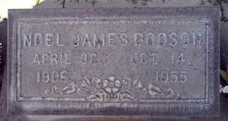 DODSON, NOEL JAMES - Sutter County, California   NOEL JAMES DODSON - California Gravestone Photos