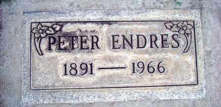ENDRES, PETER - Sutter County, California | PETER ENDRES - California Gravestone Photos