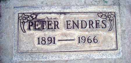 ENDRES, PETER - Sutter County, California | PETER ENDRES - California Gravestone Photos
