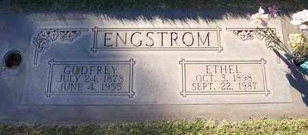 ENGSTROM, GODFREY - Sutter County, California   GODFREY ENGSTROM - California Gravestone Photos